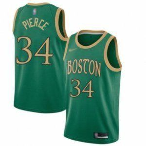 Boston Celtics Paul Pierce City Jersey